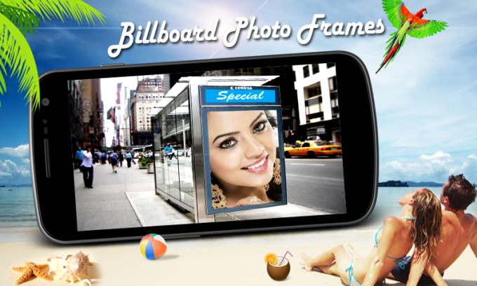 Billboard Photo Frames New