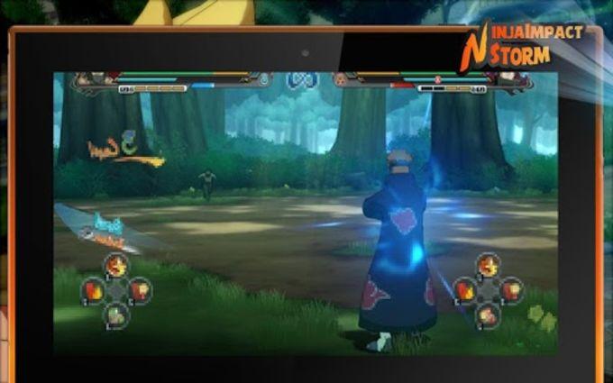 Ultimate Shippuden: Ninja Impact Storm