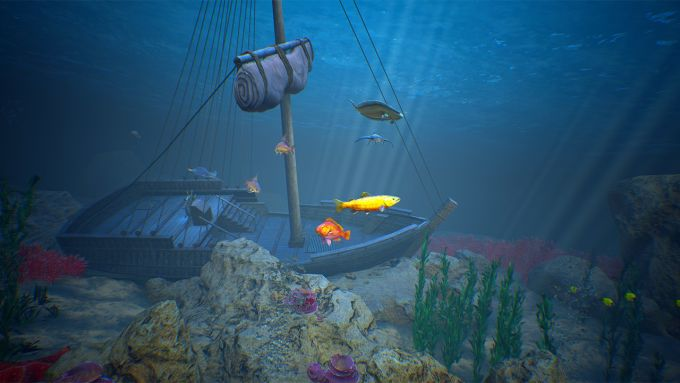 Fishing Master PS VR PS4