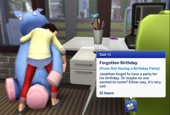 Meaningful Stories mod for The Sims 4