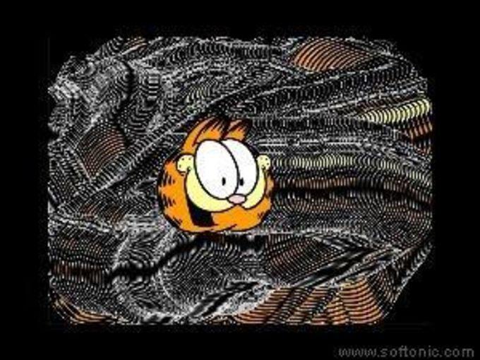 Garfield Screen Saver