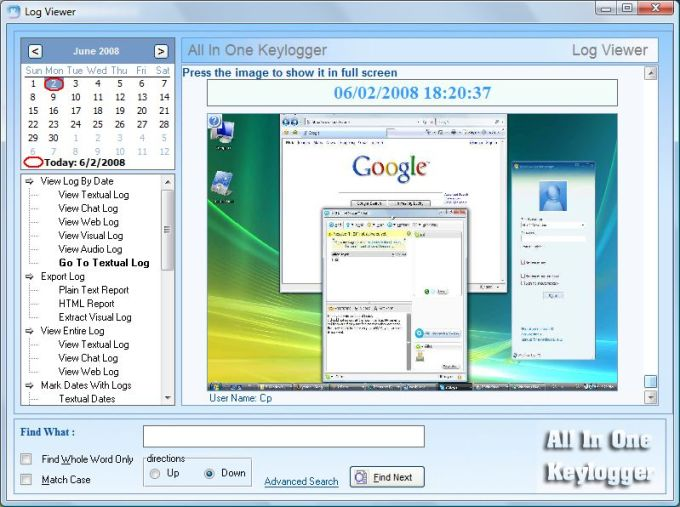 All-In-One Keylogger