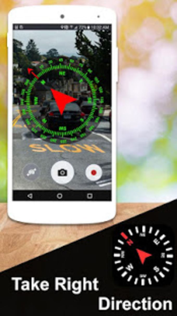 Compass Navigation for Android Accurate Direction