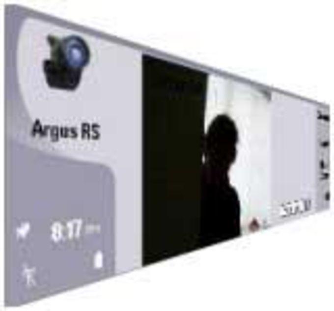 Argus Remote Surveillance