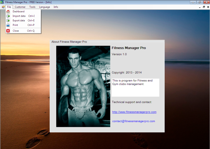 Fitness Manager Pro