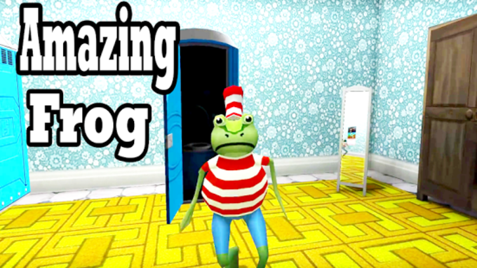 The Amazing Simulator Frog