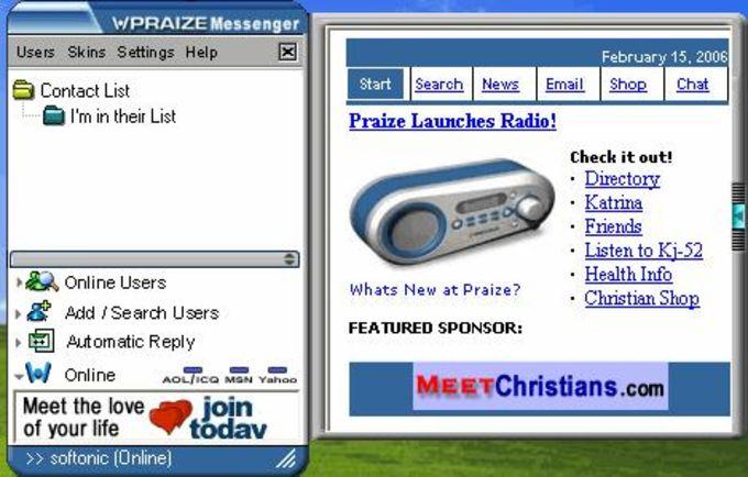 Praize Messenger