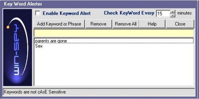 Win-Spy Windows Monitor