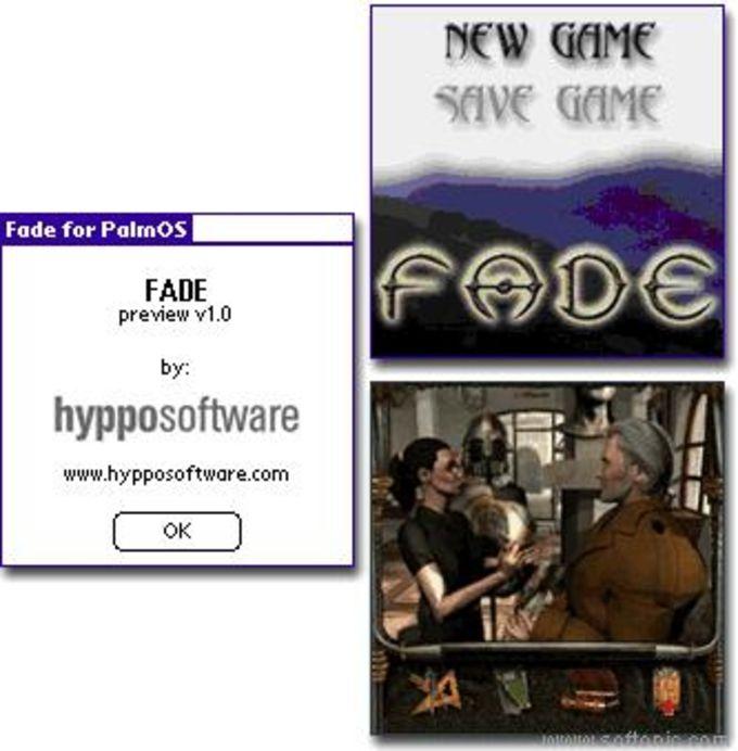 Fade preview