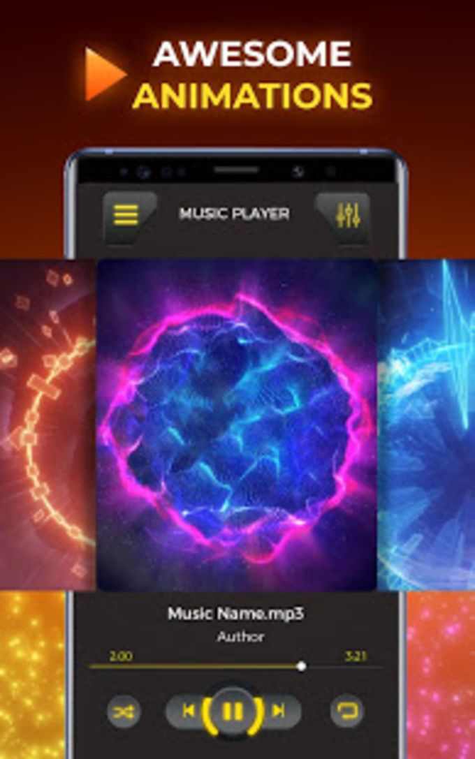 MP3 Player Free Music Player - Music Plus