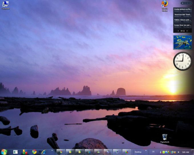 Windows 7 Style para Vista