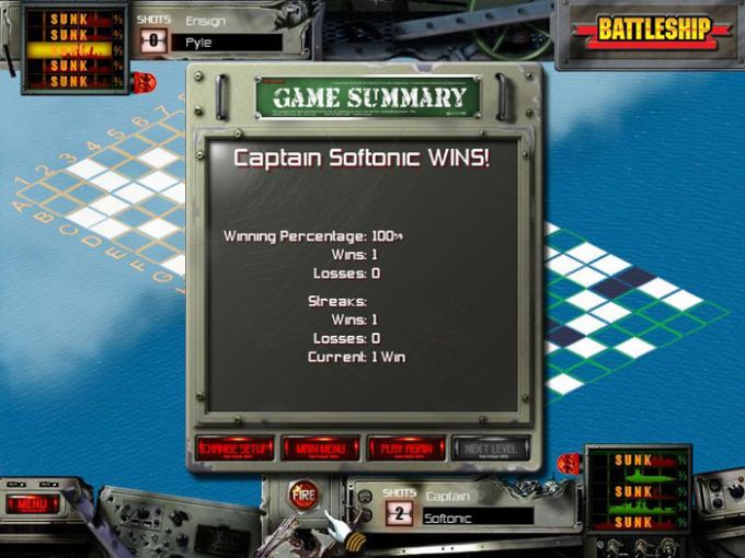 BattleShip Fleet Command