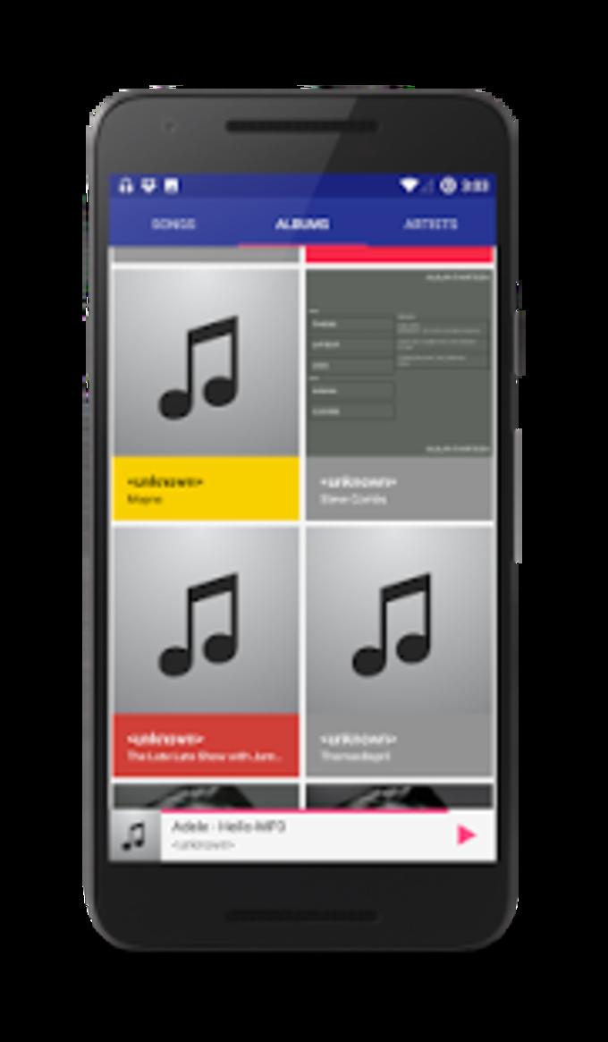File Organizer for MP3 Musica