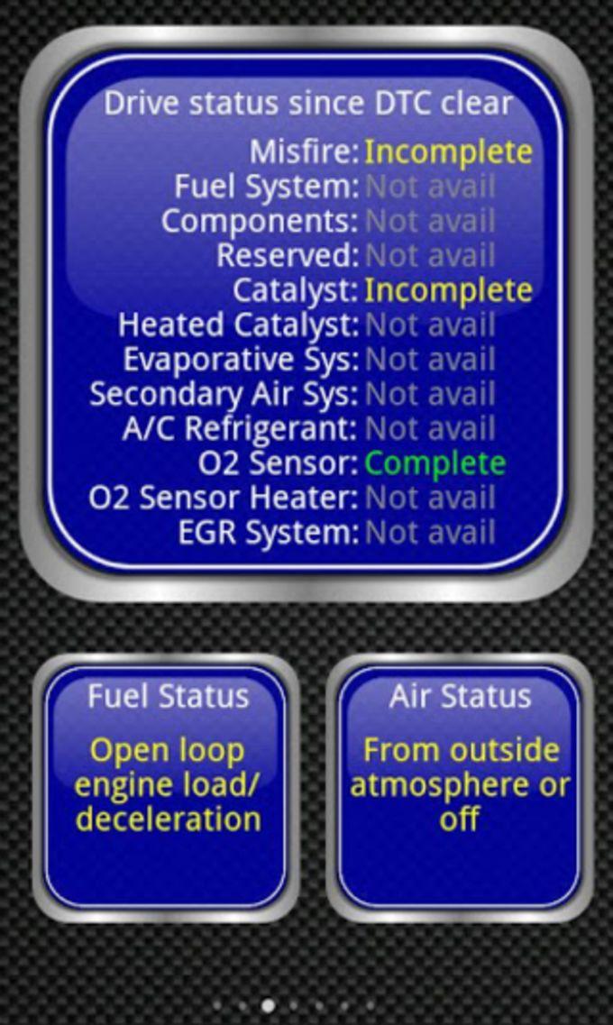 Torque Pro (OBD 2 / coche)