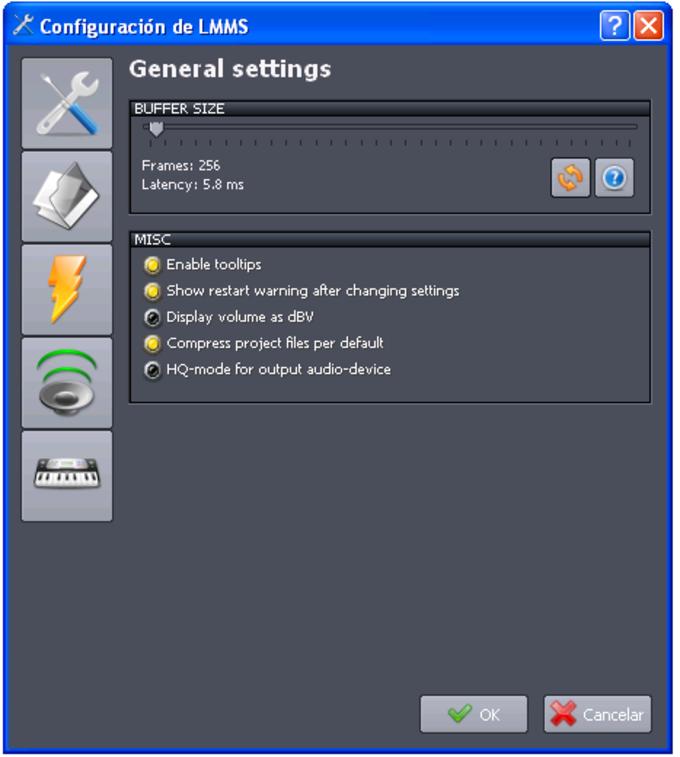 Linux MultiMedia Studio
