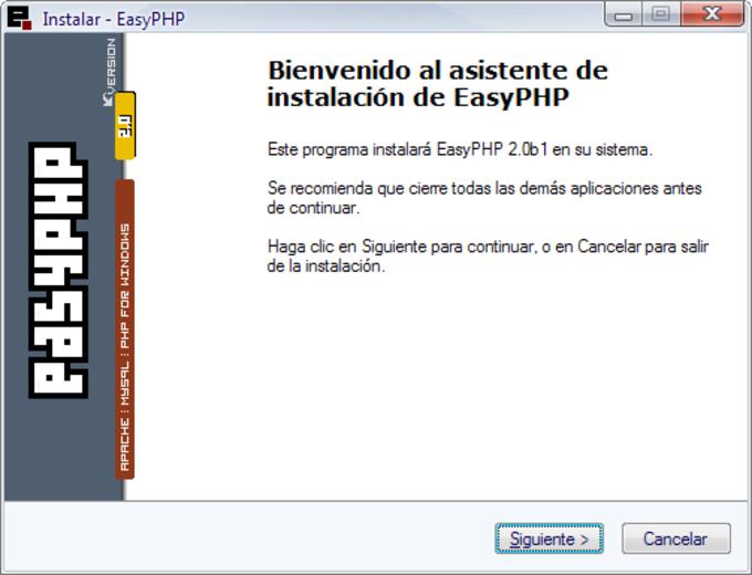 easyPHP