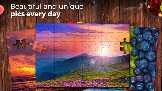 Jigsaw Puzzles Epic!