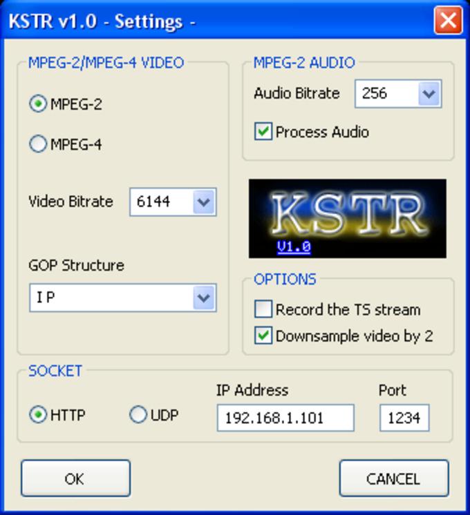 KSTR Plug-in pour Kastor! TV