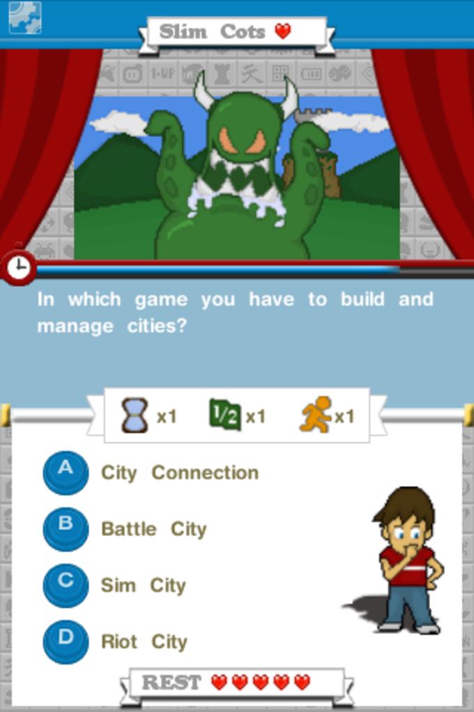 Quiz Game Land