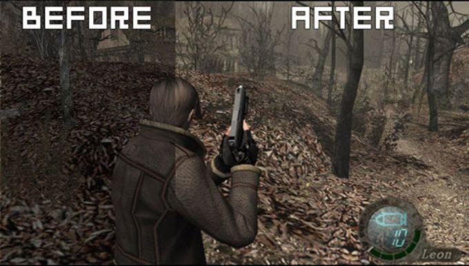 Patch pour Resident Evil 4