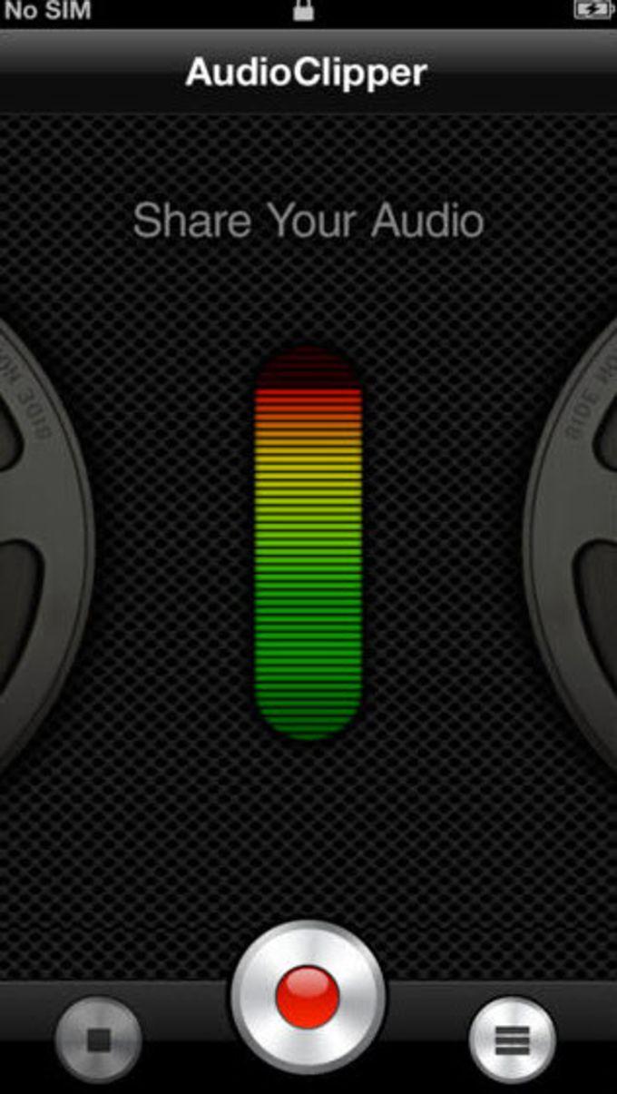 AudioClipper