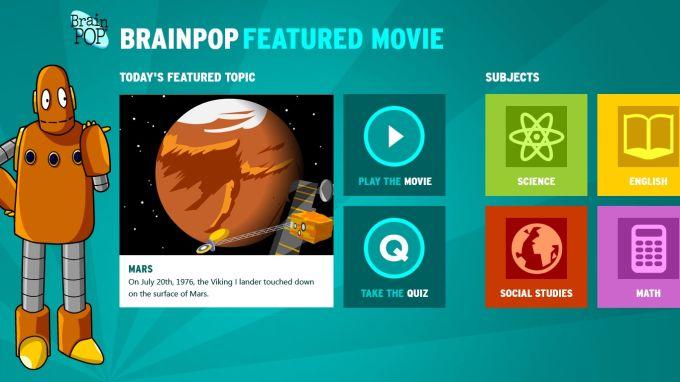BrainPOP Featured Movie