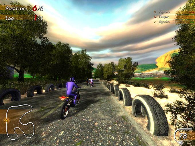Super Moto Racers