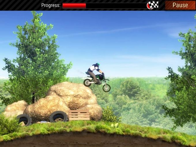 Extreme Bike Trials