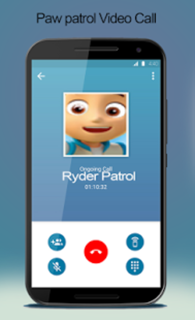 Video Call From Ryder Patrol
