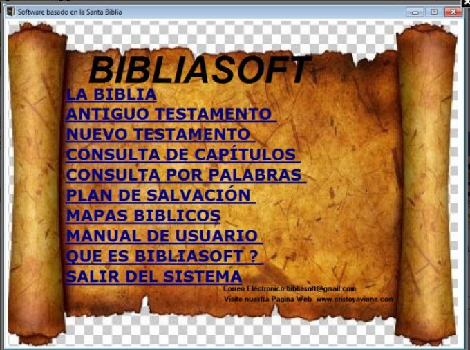 Bibliesoft