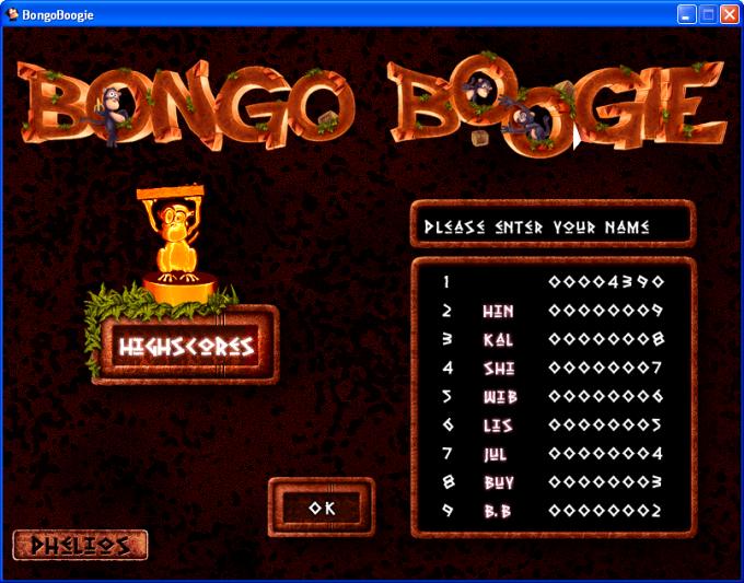 Bongo Boogie!