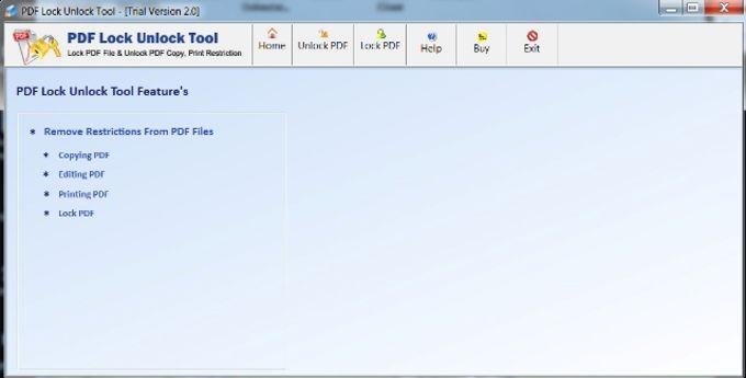 PDF Lock Unlock