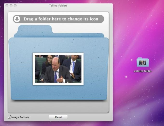 Telling Folders