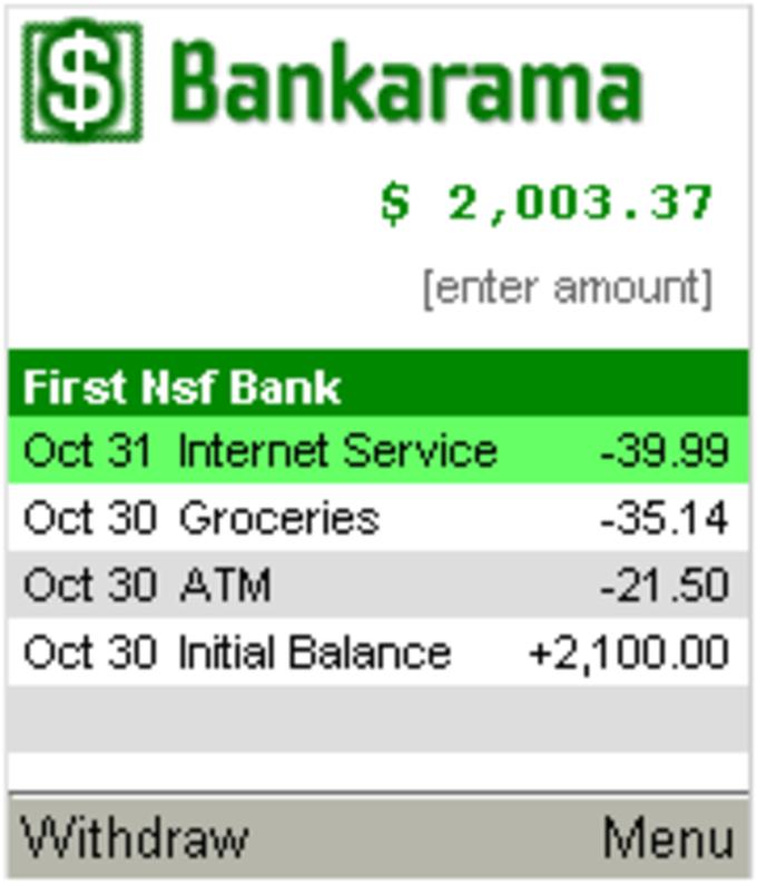 Bankarama