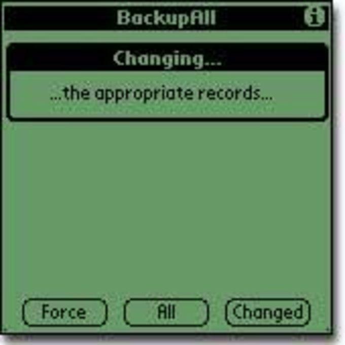 BackupAll