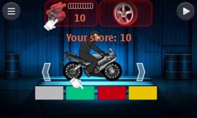 Bike Drag Racing Challenge