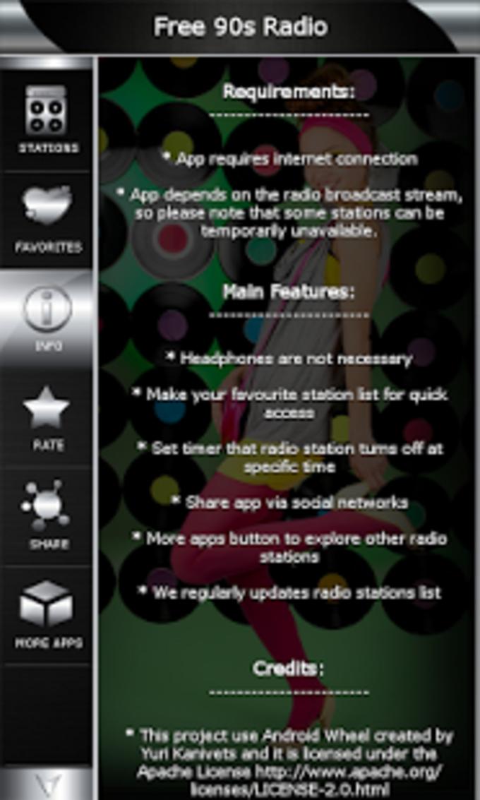 Free 90s Radio