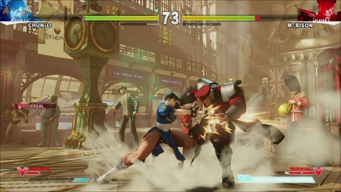 Street Fighter V