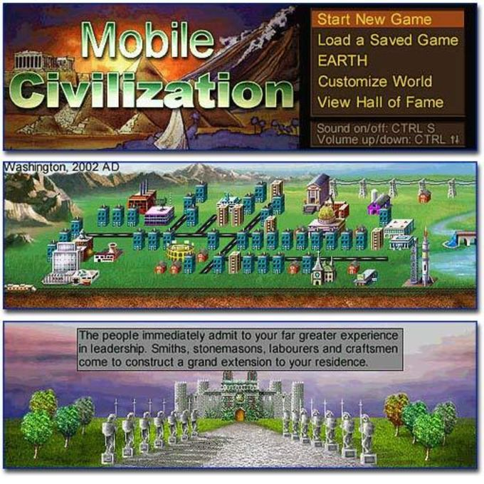 Mobile Civilization