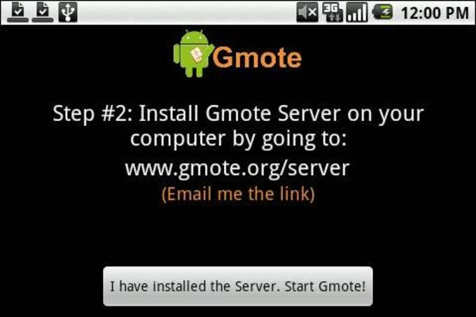Gmote 2.0