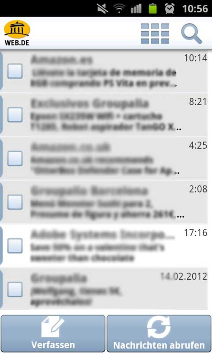 WEB.DE Mail