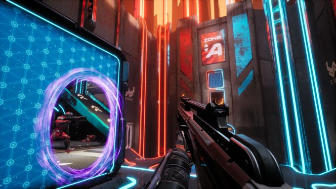 Splitgate: Arena Warfare