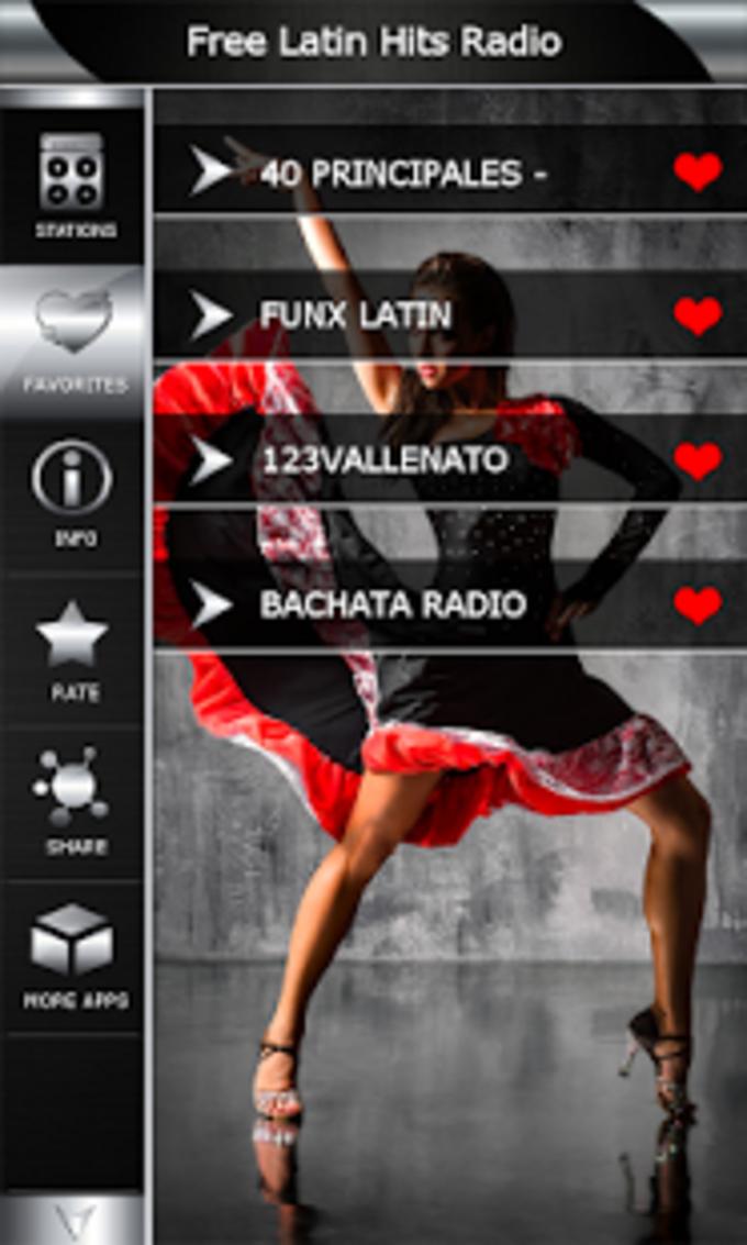 Música Latino Hits Gratuito