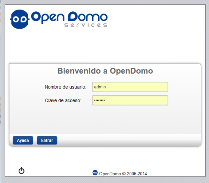 OpenDomo OS Raspberry