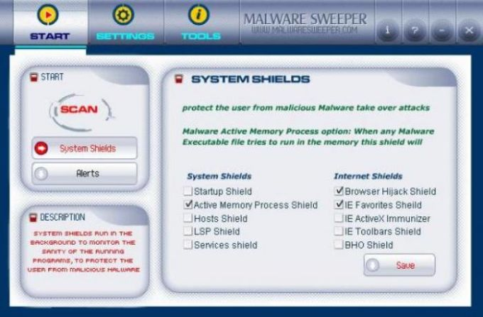 Malware Sweeper