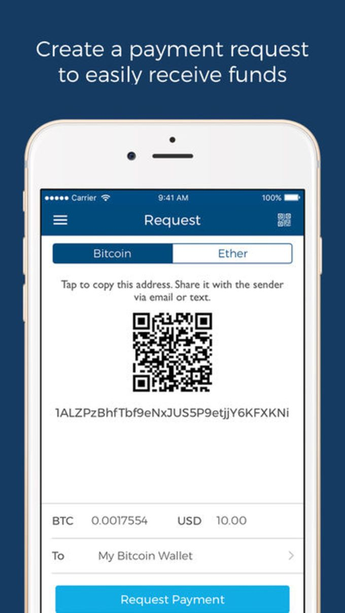 Blockchain - Bitcoin Wallet