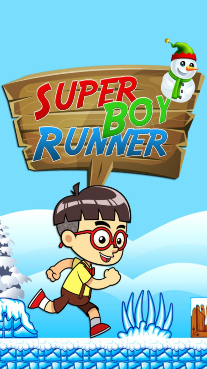 Super Boy Runner