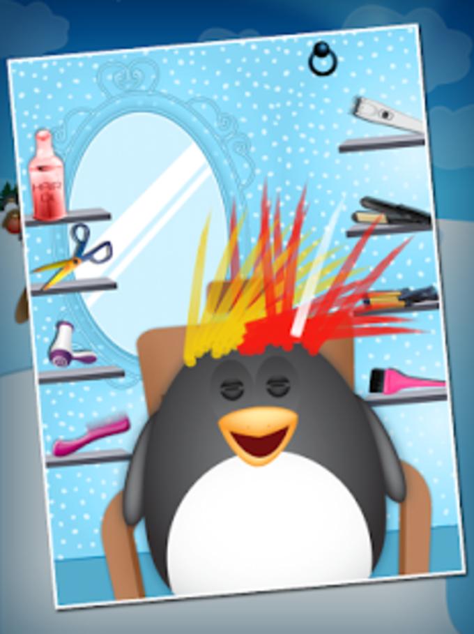 Pingüino Hair Salon