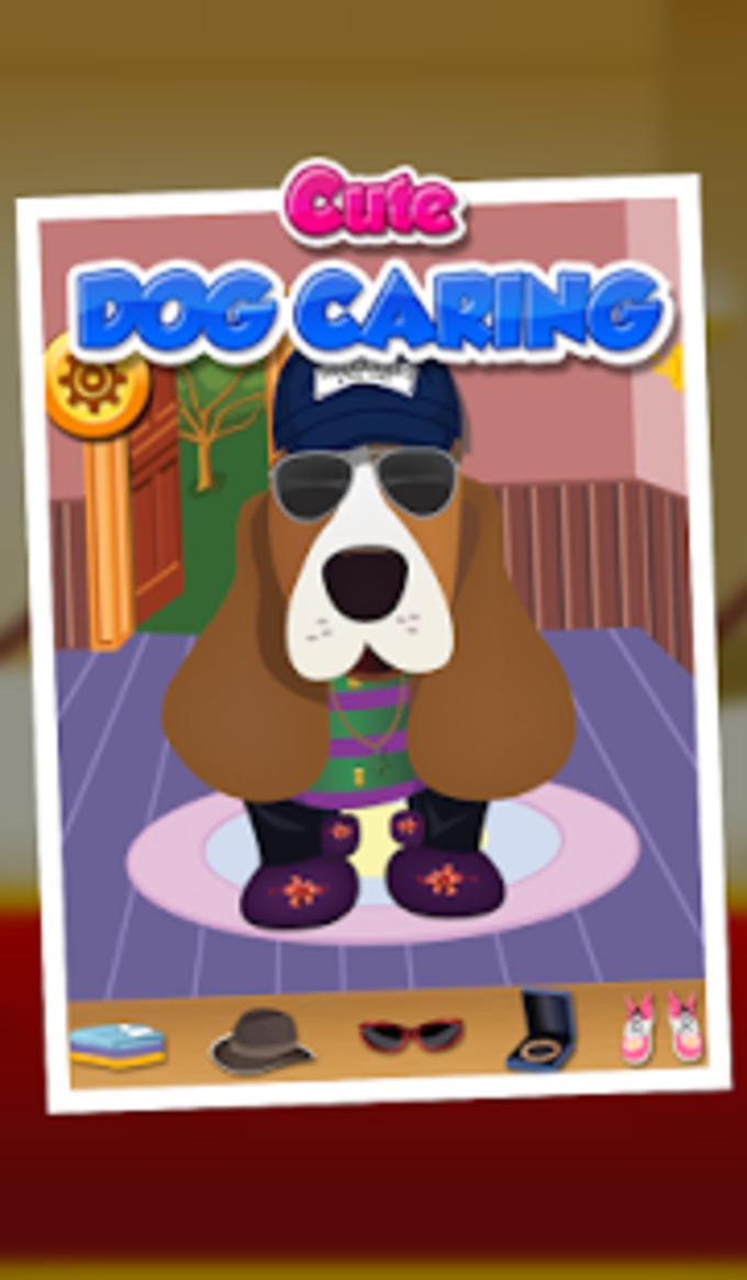 Cute Dog Cuidar 2 - Juego de
