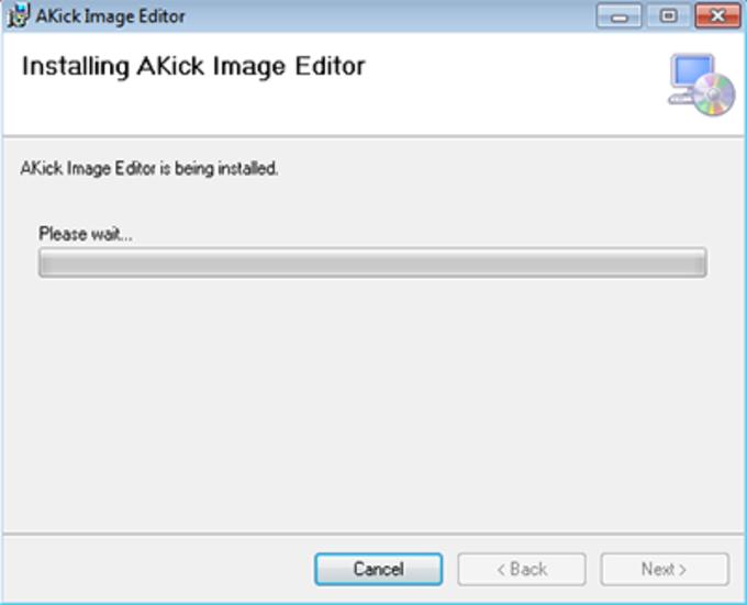AKick Image Editor